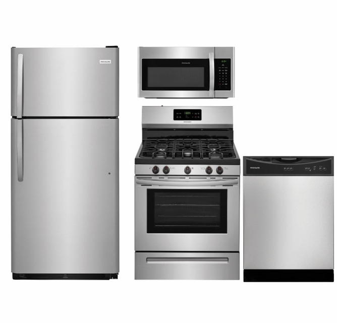 Package 16 Frigidaire Appliance Package 4 Piece