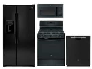 Ge Kitchen Appliance Packages | Package 24 Ge Appliance Package 4 Piece Appliance Package
