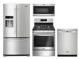 Package 29 - Maytag Appliance Package - 4 Piece Appliance Package with Gas Range - Stainless Steel