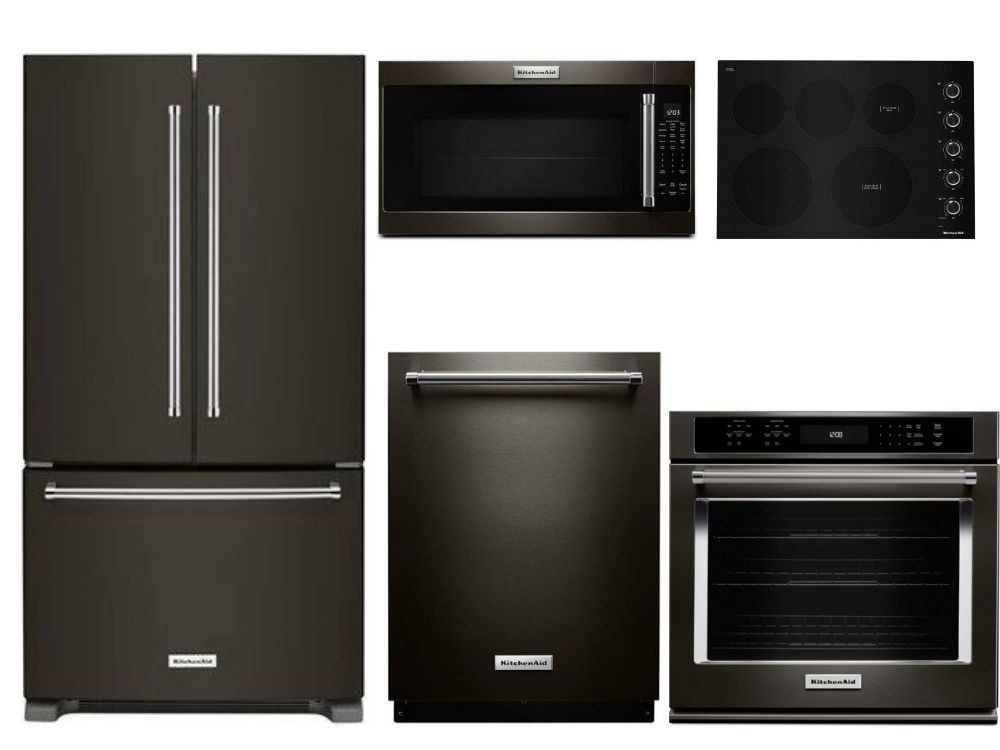 package kb3 - kitchenaid appliance - 5 piece built-in