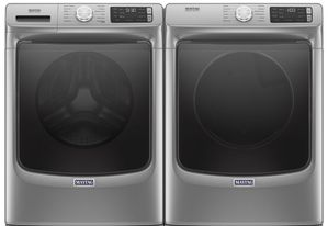 Package MAY6630CG - Maytag Appliance Laundry Package - Front Load Washer with Gas Dryer - Slate
