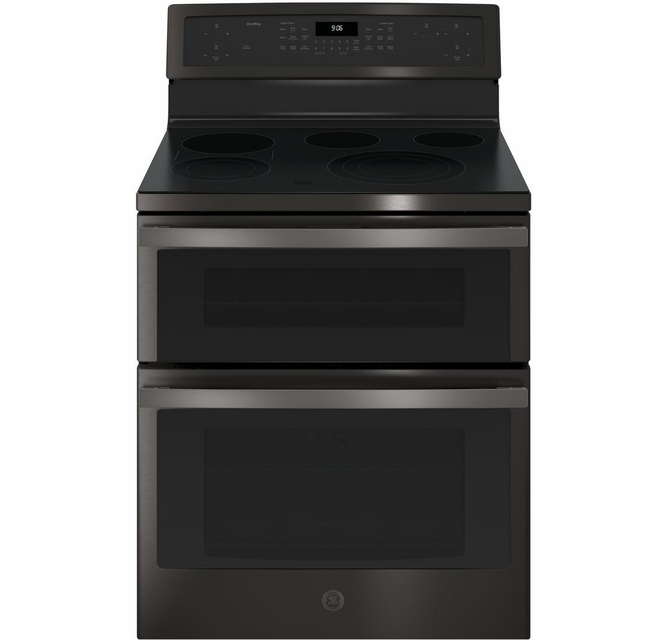 6 Cu Ft Freestanding Double Oven