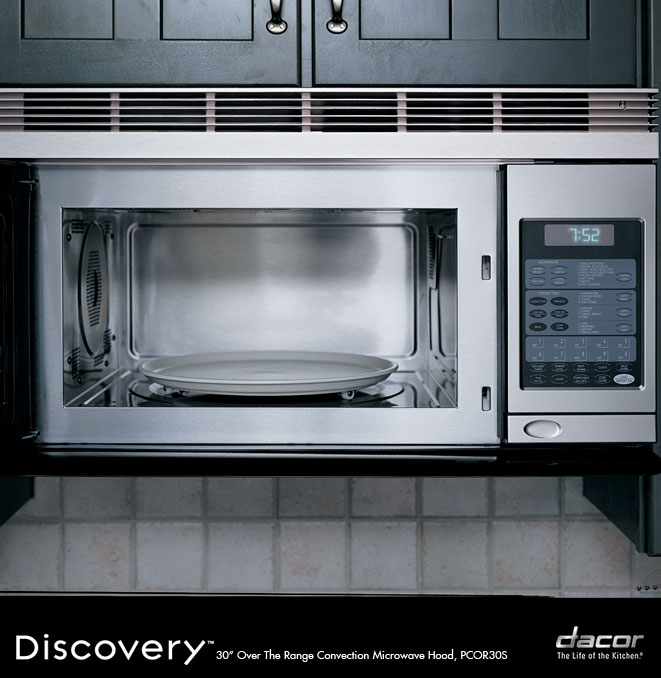 Pcor30s Dacor Heritage Over The Range Microwave