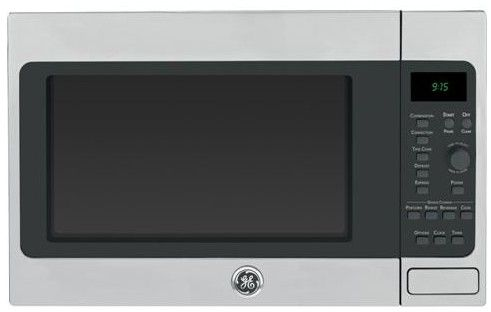 Peb9159sfss Ge Profile Series 1 5 Cu Ft Countertop Convection Microwave Oven Stainless Steel Code Manufacturer General Electric Model