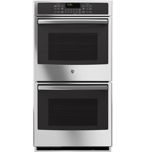 "PK7500SFSS GE Profile Series 27"" Built-In Double Convection Wall Oven - Stainless Steel - CLEARANCE"
