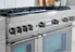 """PRD366WHU Thermador 36"""" Pro Harmony Dual Fuel Freestanding Range with 6 Burners - Stainless Steel"""