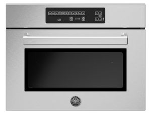 """PROF24SOEX Bertazzoni Professional Series 24"""" Convection Speed Oven - Stainless Steel"""
