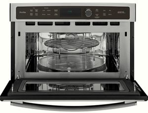 """PSB9100SFSS GE Profile Series Advantium 27"""" Wall Oven with 120V Speedcook Technology - Stainless Steel"""