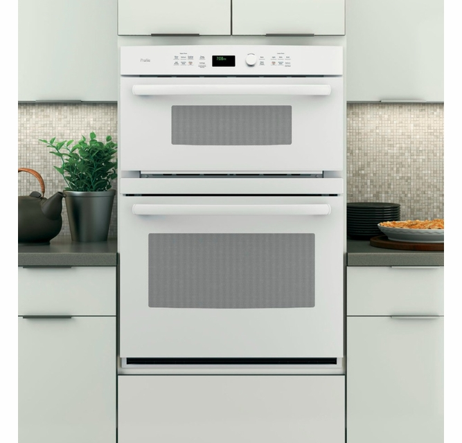 Pt7800dhww Ge Profile Series 30 Built In Combination Convection