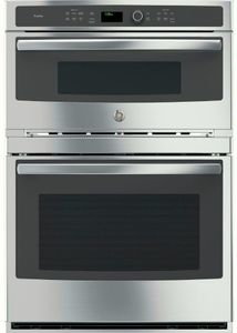 """PT7800SHSS GE Profile Series 30"""" Built-In Combination Convection Microwave/Convection Wall Oven - Stainless Steel"""