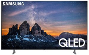 "QN75Q80R Samsung 75"" Class Q80R Smart QLED 4K UHD TV with Quantum Processor 4K and Ultra Viewing Angle"