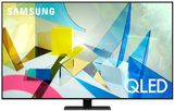 "QN85Q80T Samsung 85"" 4K QLED Smart UHD TV with Motion Rate 240"