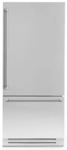 "REF36PIXR Bertazzoni 36"" Professional Series Right Hinge Built In Bottom Mount Refrigerator with FlexMode Control and Precise Temperature Control - Stainless Steel"