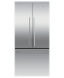 "RF170ADJX4 Fisher & Paykel 32"" Series 7 Contemporary Counter Depth French Door Refrigerator with Internal Ice Maker - Stainless Steel"