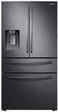 """RF28R7201SG Samsung 36"""" 4 Door Refrigerator with  Twin Cooling Plus and EZ-Open"""