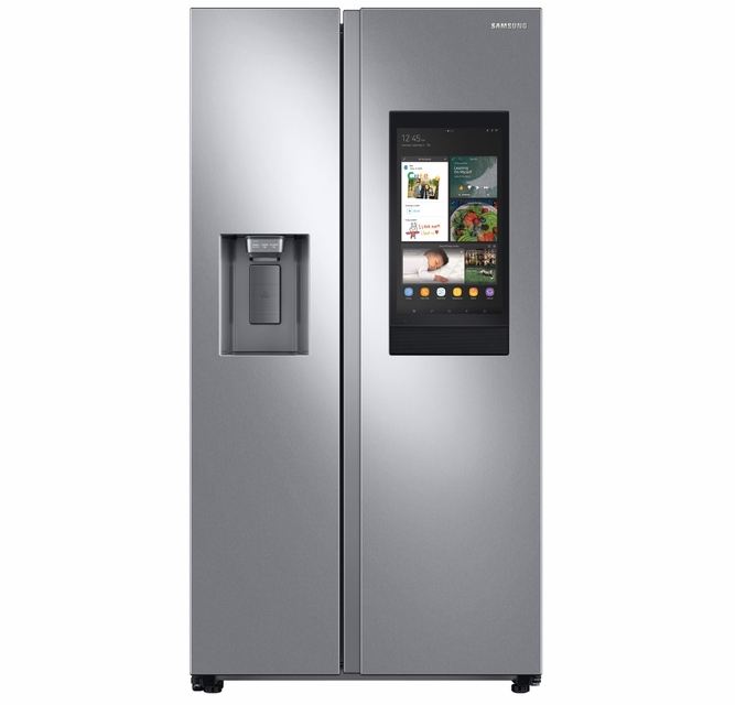 Comparing the Best Smart Refrigerators, Samsung vs LG