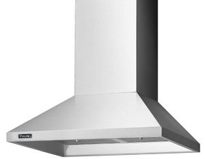 "RVCH336SS Viking 36"" Chimney Wall Hood - Stainless Steel"