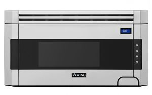 "RVMH330SS Viking 30"" 1.5 Cu Ft Microwave Hood - Stainless Steel"