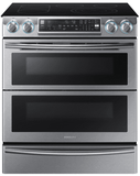 Samsung Slide-in Electric Ranges