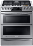Samsung Slide-in Gas Ranges