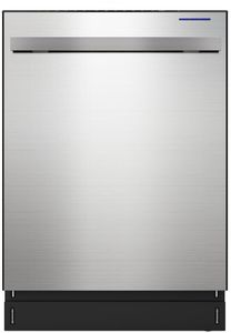"SDW6757ES Sharp 24"" Top Control Dishwasher - Stainless Steel"