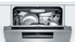 """SHEM78ZH5N Bosch 800 Series 24"""" Top Control Dishwasher 42dBa with CrystalDry and AquaStop Leak Protection - Stainless Steel with Recessed Handle"""