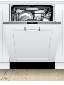 "SHVM88Z73N Bosch  24"" 800 Series Top Control Dishwasher 40dBa with MyWay Rack and AquaStop Leak Protection - Custom Panel"
