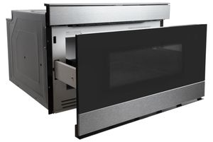 """SMD2489ES Sharp 24"""" Smart Microwave Drawer - Stainless Steel"""