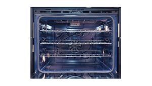 """SWA3052DS Sharp 30"""" Single Wall Oven European Convection - Stainless Steel"""