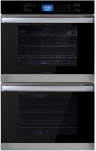 """SWB3052DS Sharp 30"""" Double Wall Oven European Convection - Stainless Steel"""
