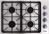 "TGC3001 Thor Kitchen 30"" Professional Gas Cooktop Cooktop with 4 Burners - Stainless Steel"