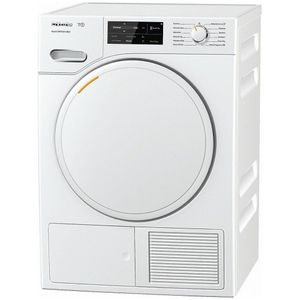"""TWF160WP Miele 24"""" Heat Pump Tumble Dryer with EcoDry Technology and FragranceDos - White"""