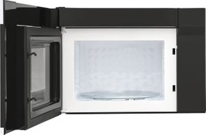 "UMV1422UW Frigidaire 24"" 1.4 Cu. Ft. Over The Range Microwave with Interior LED Lighting and One-Touch Options - White"