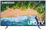 "UN65NU7100 Samsung 65"" Premium Smart 4K UHD TV with Dynamic Crystal Color and 120 Motion Rate"