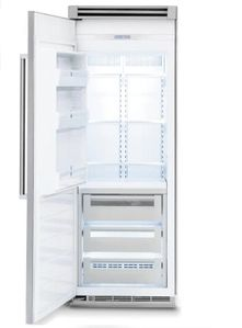 "VCFB5363LSS Viking Professional 5 Series Built In 36"" All Freezer (Left Hinge) - Stainless Steel"