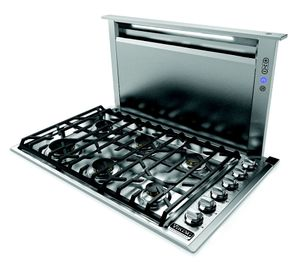 """VDD5450SS Viking 45"""" Built In Professional 5 Series Downdraft Ventilation System - Stainless Steel"""
