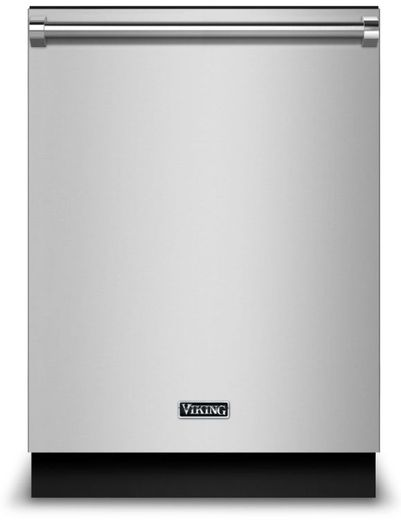 "VDWU524SS Viking Professional 24"" Dishwasher with Multi-Level Power Wash and Turbo Fan Dry - Stainless Steel"