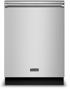 """VDWU524WSSS Viking Professional 24"""" Dishwasher with Water Softener and Multi-Level Power Wash - Stainless Steel"""