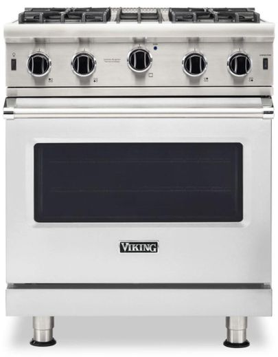 Package V8 Viking Appliance Package 4 Piece Luxury Appliance Package With Gas Range Free Dishwasher Stainless Steel