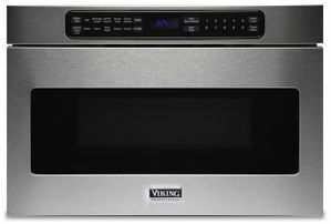"""VMOD5240SS 24"""" Viking Professional Undercounter DrawerMicro Oven - Stainless Steel"""
