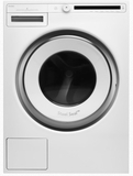 "W2084W Asko 24"" Classic Series Front Load Washer with Active Drum and Quattro Suspension - White"