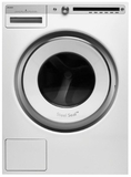 "W4114CW Asko 24"" Logic Series Front Load Washer with Active Drum and Quattro Suspension - White"