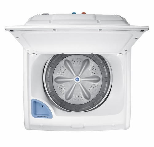 Wa45n3050aw Samsung 27 Top Load Washer With Vrt Plus
