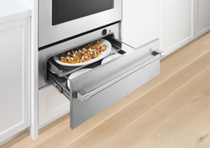 """WDV230N Fisher & Paykel 30"""" 1.5cu. ft Capacity Warming Drawer with 500W Output - Stainless Steel"""