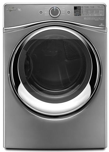 Wed95hedc Whirlpool 7 4 Cu Ft Duet Electric Steam Dryer