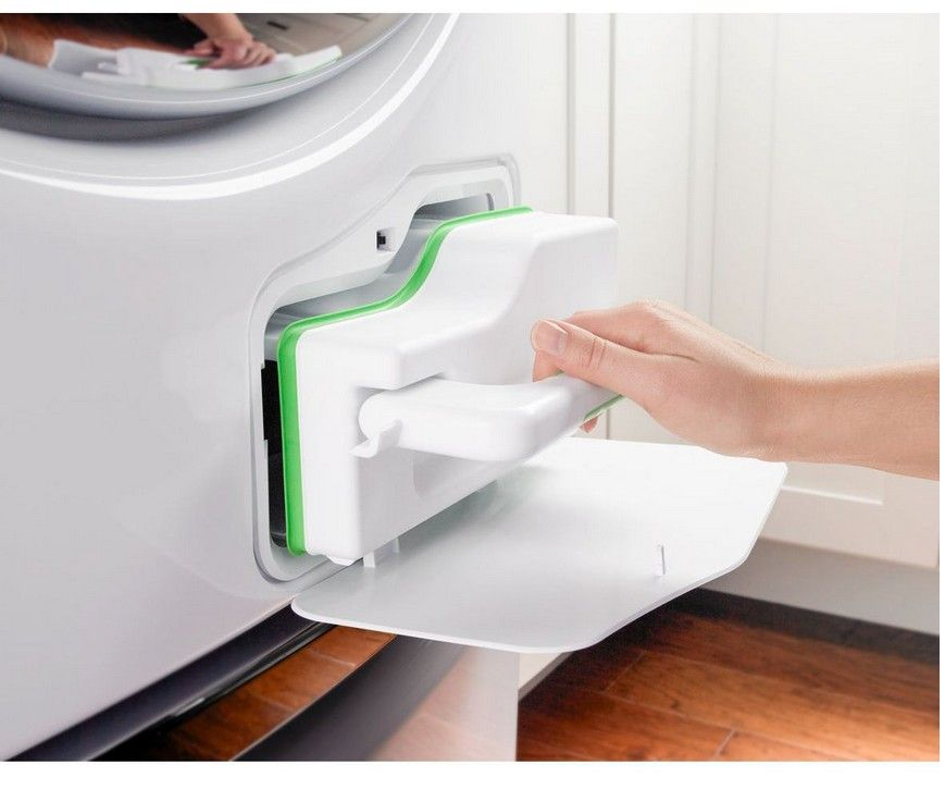 Wed99hedw Whirlpool 7 3 Cu Ft Hybridcare Duet Dryer With Heat Pump Technology White
