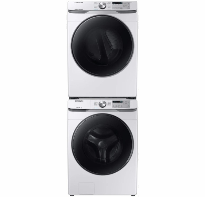 WE402NW//A3 WE402NW//A3 27 White Laundry Pedestal Samsung WE402NW
