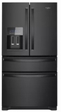 Whirlpool French Door Refrigerators - Black