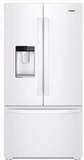 Whirlpool French Door Refrigerators - White