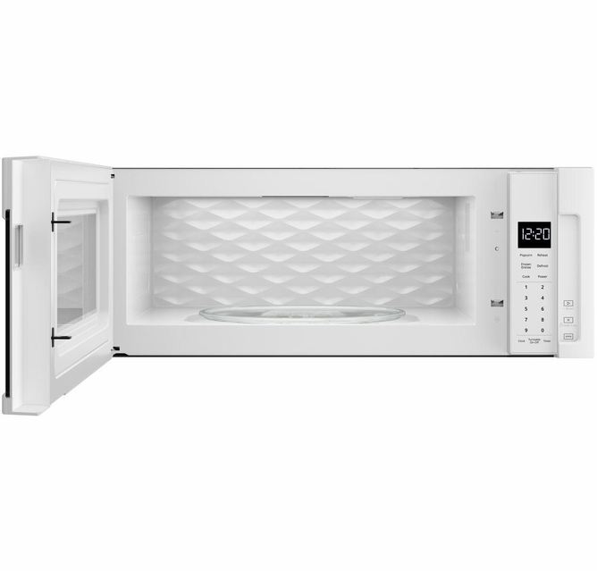 1 Cu Ft Over The Range Microwave